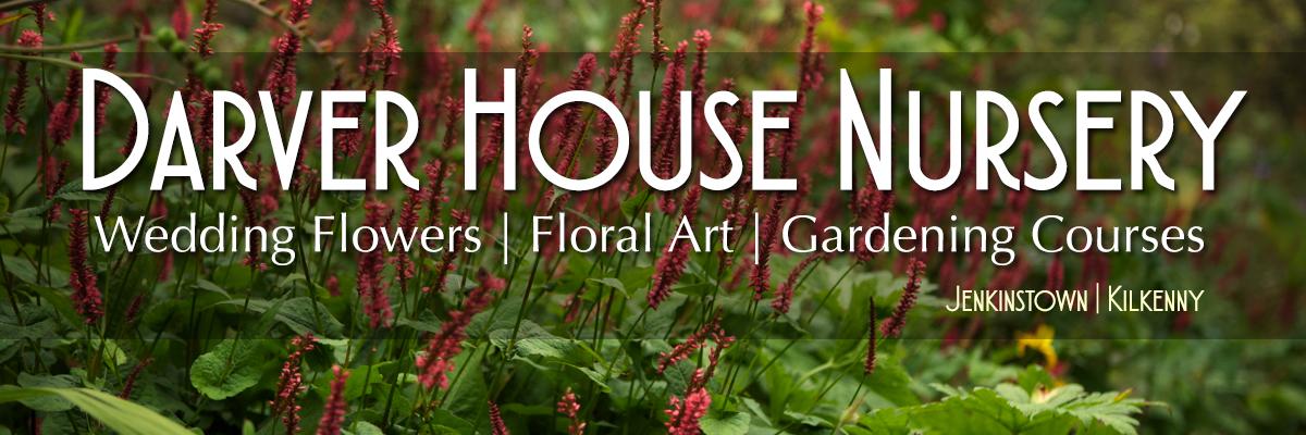 Darver House Nursery Wedding Flowers Gardening Courses Kilkenny